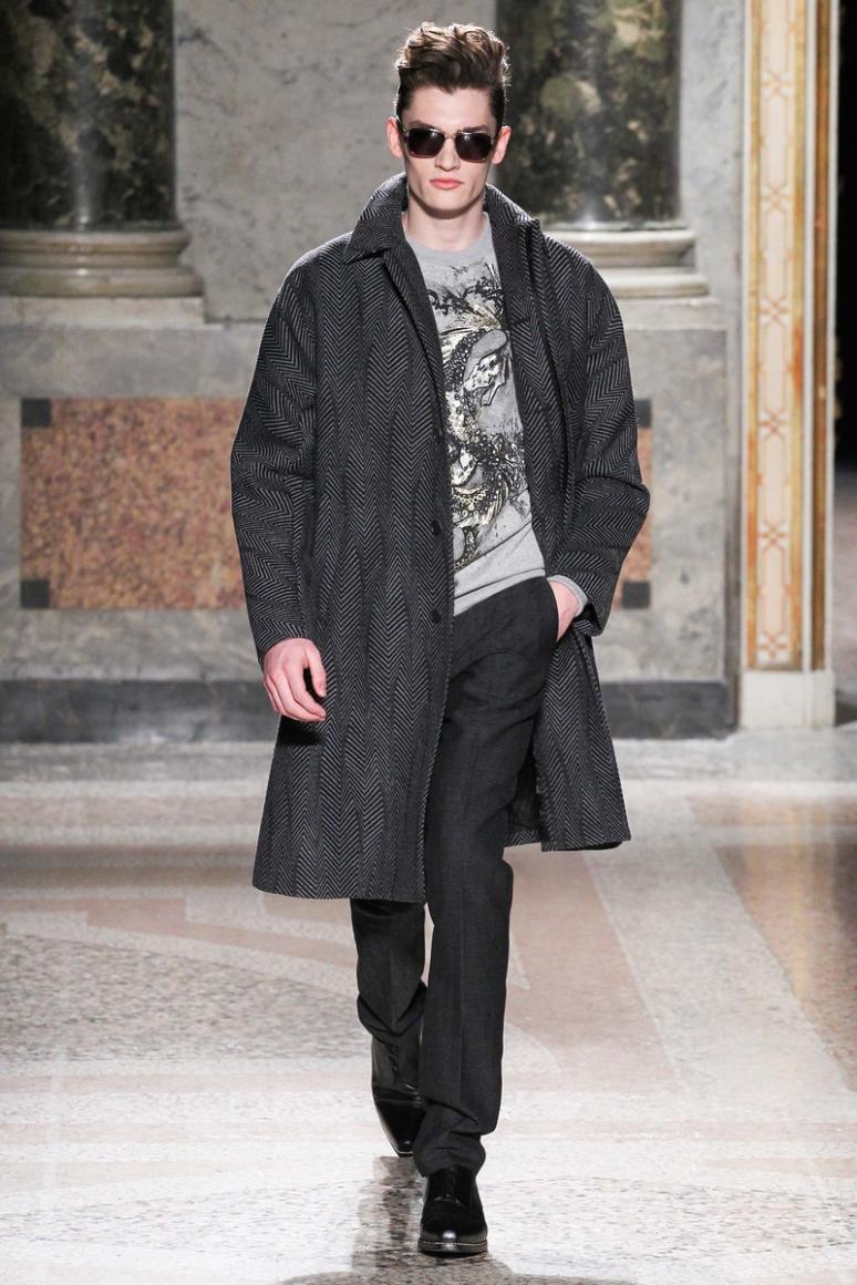 Roberto Cavalli Menswear осень-зима 2015/2016 #24