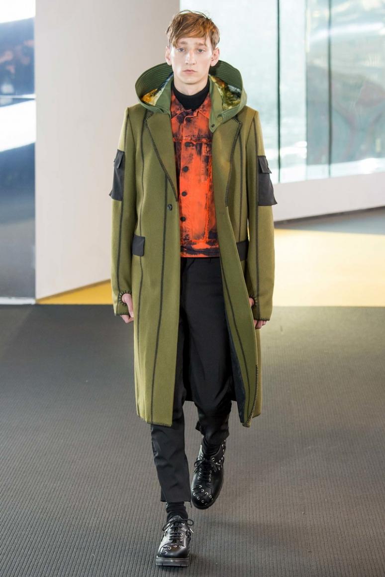 Kenzo Menswear осень-зима 2015/2016 #46