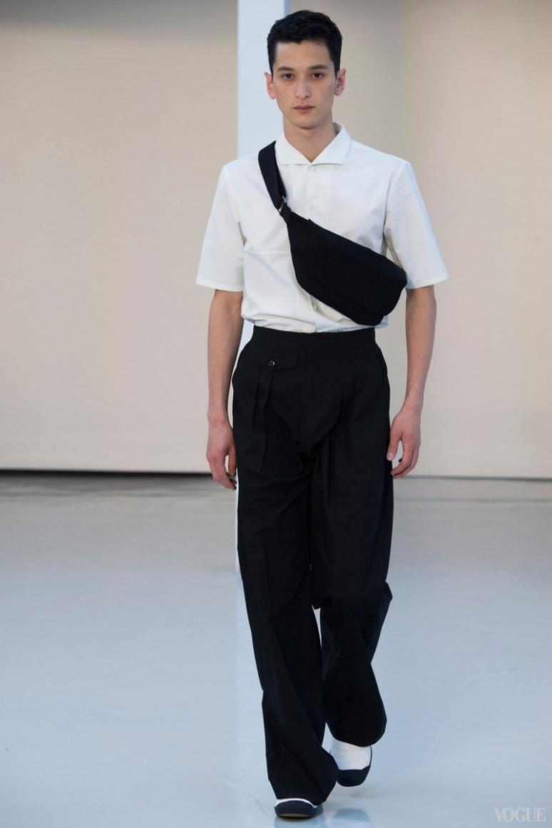Lemaire Menswear весна-лето 2016 #2