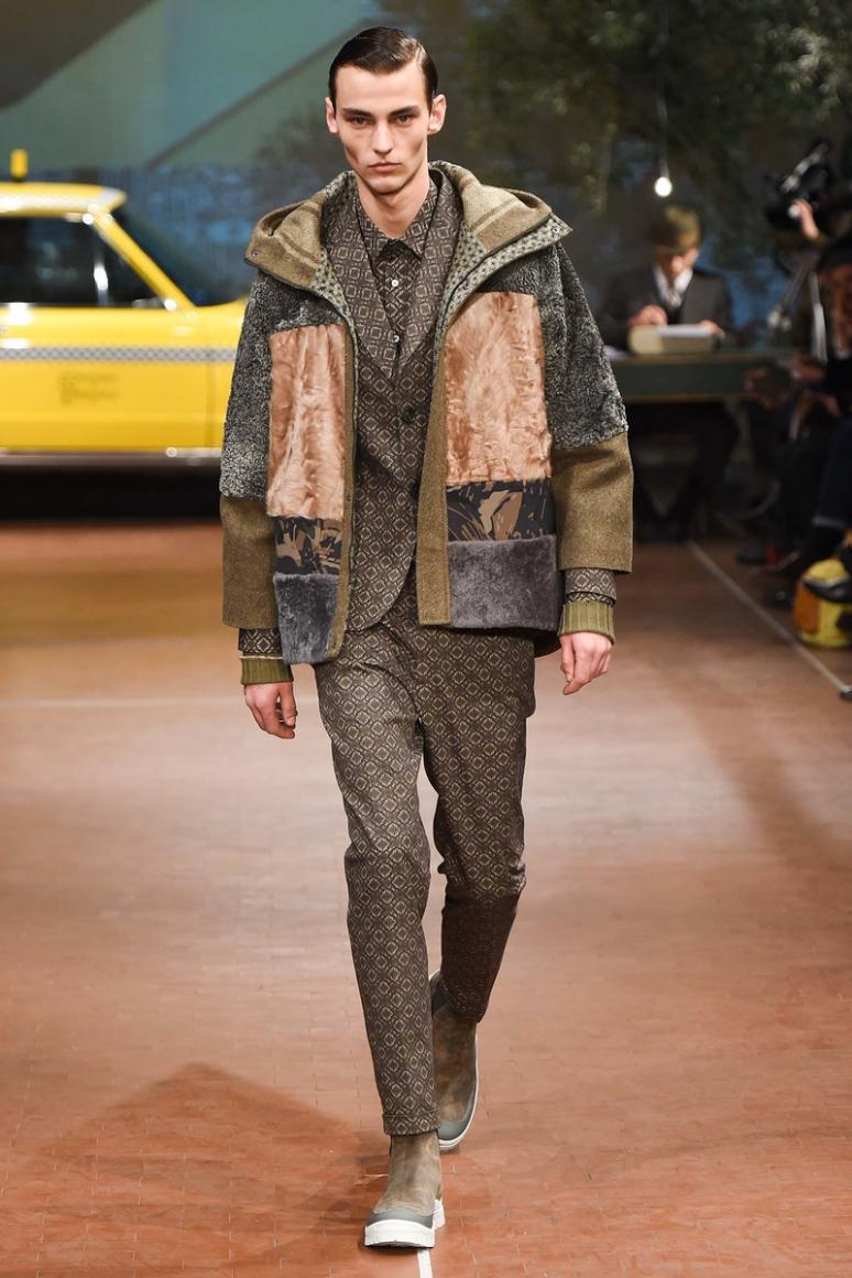Antonio Marras Menswear осень-зима 2015/2016 #43