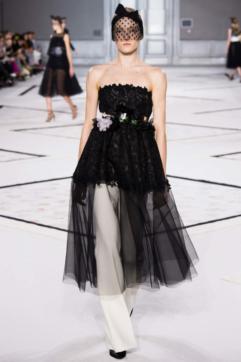 Giambattista Valli Couture весна-лето 2015 #44