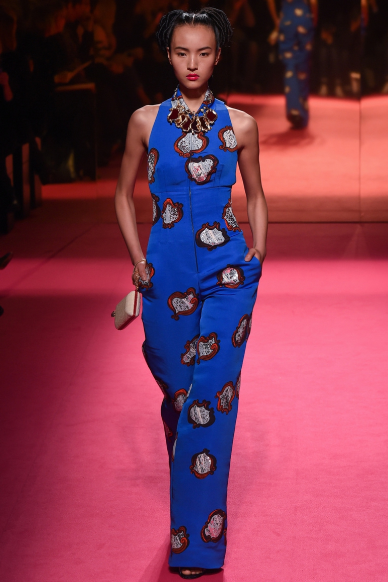 Schiaparelli Couture весна-лето 2015 #8