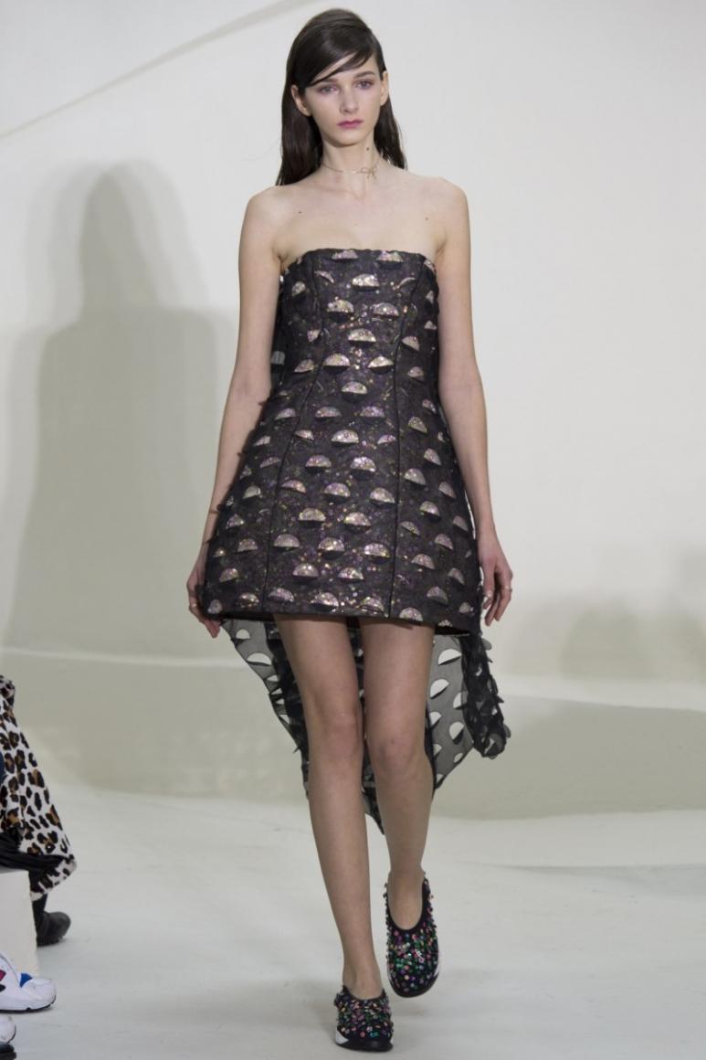 Christian Dior Couture весна-лето 2014 #31