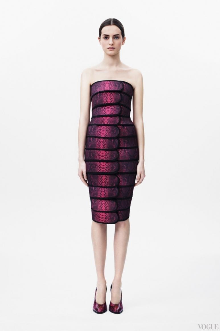 Christopher Kane Couture весна-лето 2013 #18