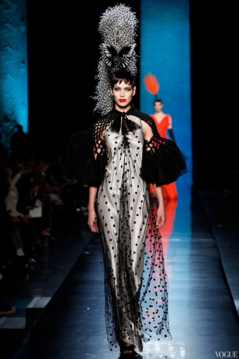 Jean Paul Gaultier Couture весна-лето 2014 #13