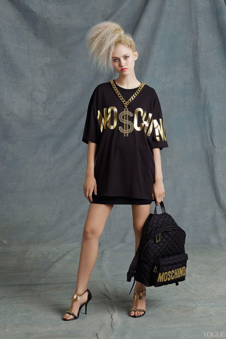 Moschino Resort 2015 #21