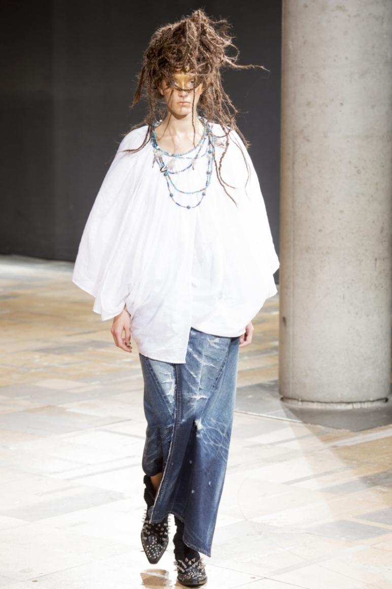 Junya Watanabe весна-лето 2014 #10