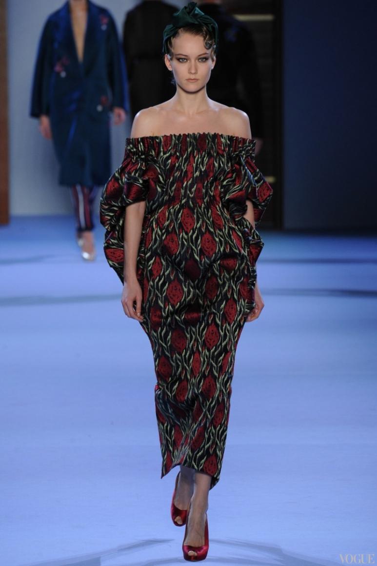 Ulyana Sergeenko Couture весна-лето 2014 #22