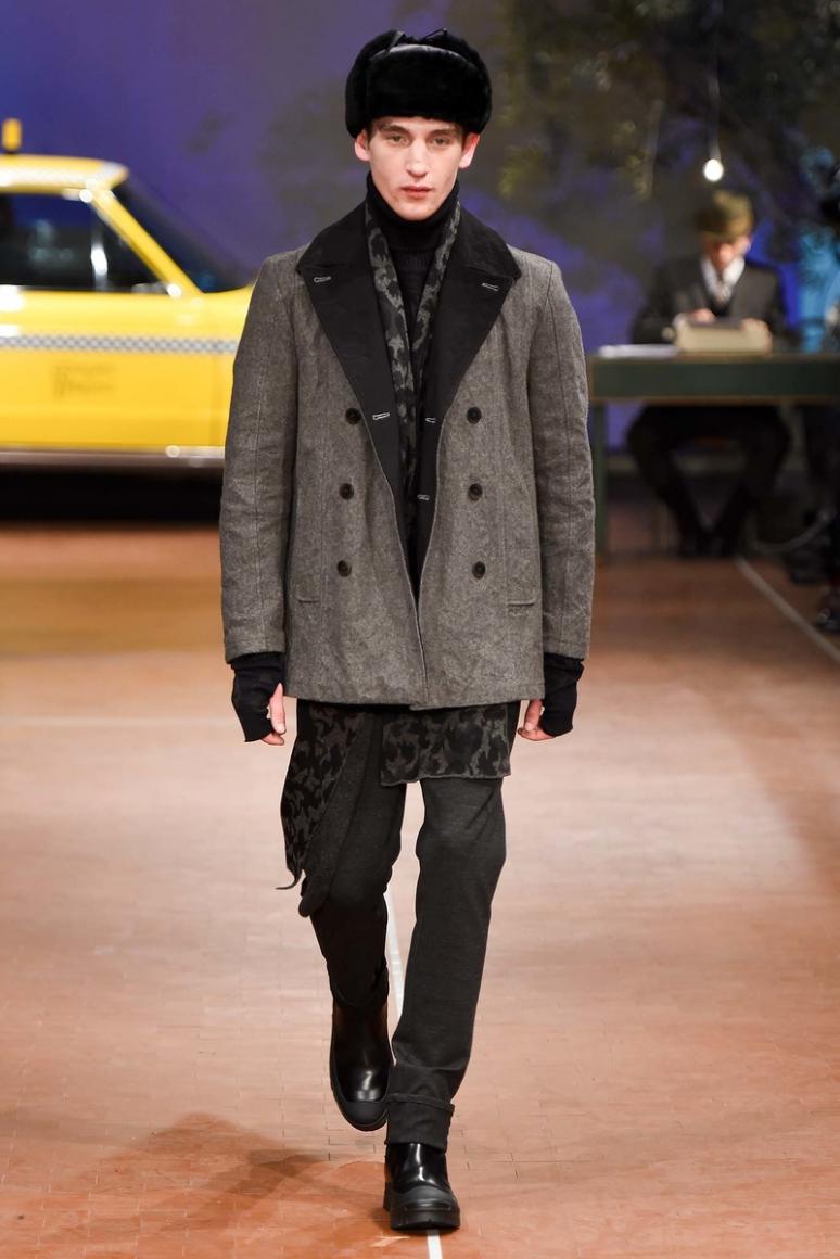 Antonio Marras Menswear осень-зима 2015/2016 #16