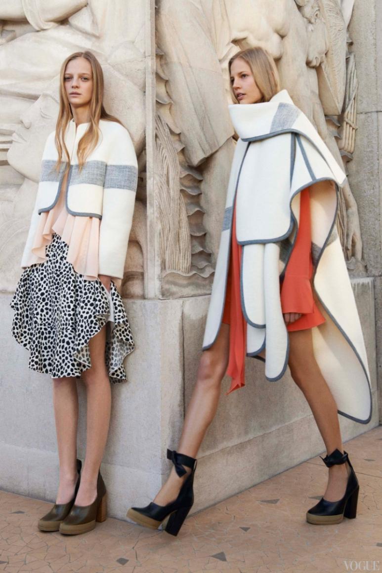 Chloe Couture весна-лето 2013 #11