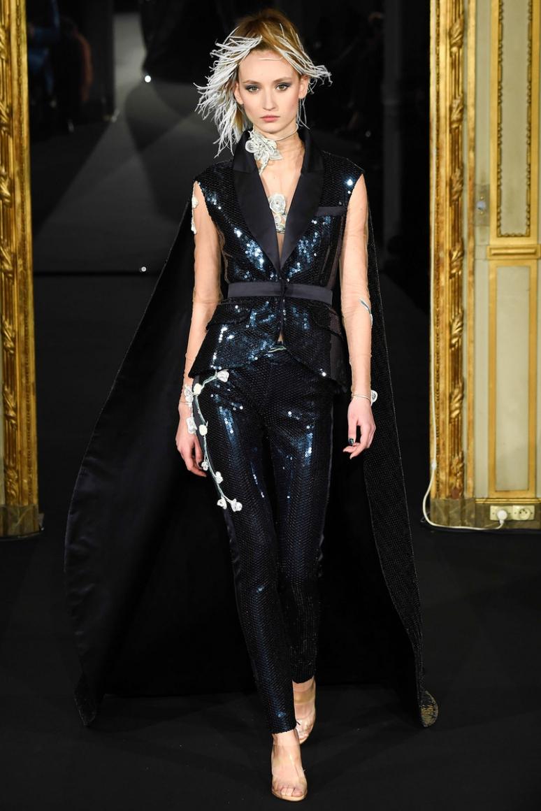 Alexis Mabille Couture весна-лето 2015 #19