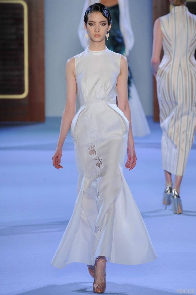 Ulyana Sergeenko Couture весна-лето 2014 #11