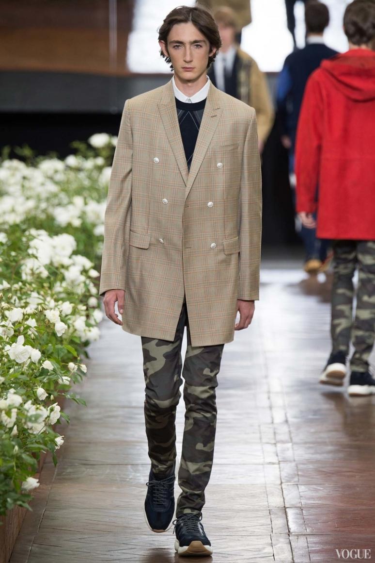 Dior Homme Menswear весна-лето 2016 #27