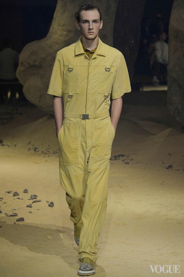 Kenzo Menswear весна-лето 2016 #33