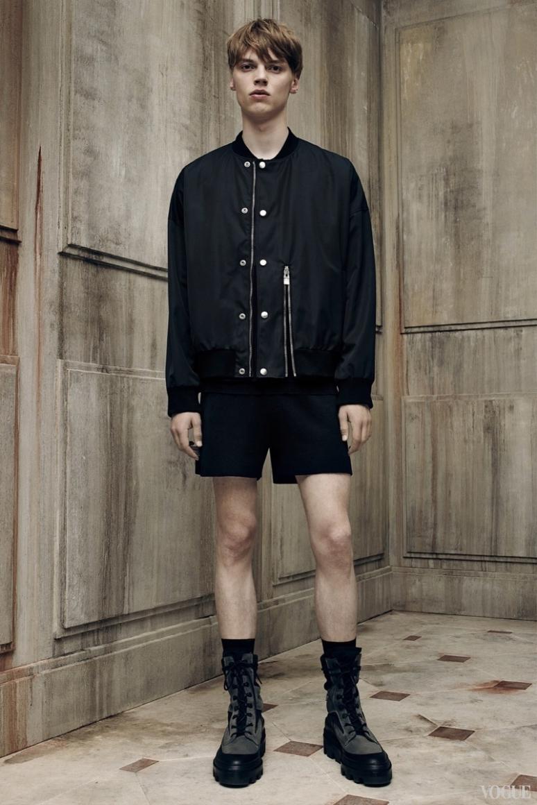 Balenciaga Menswear весна-лето 2016 #9