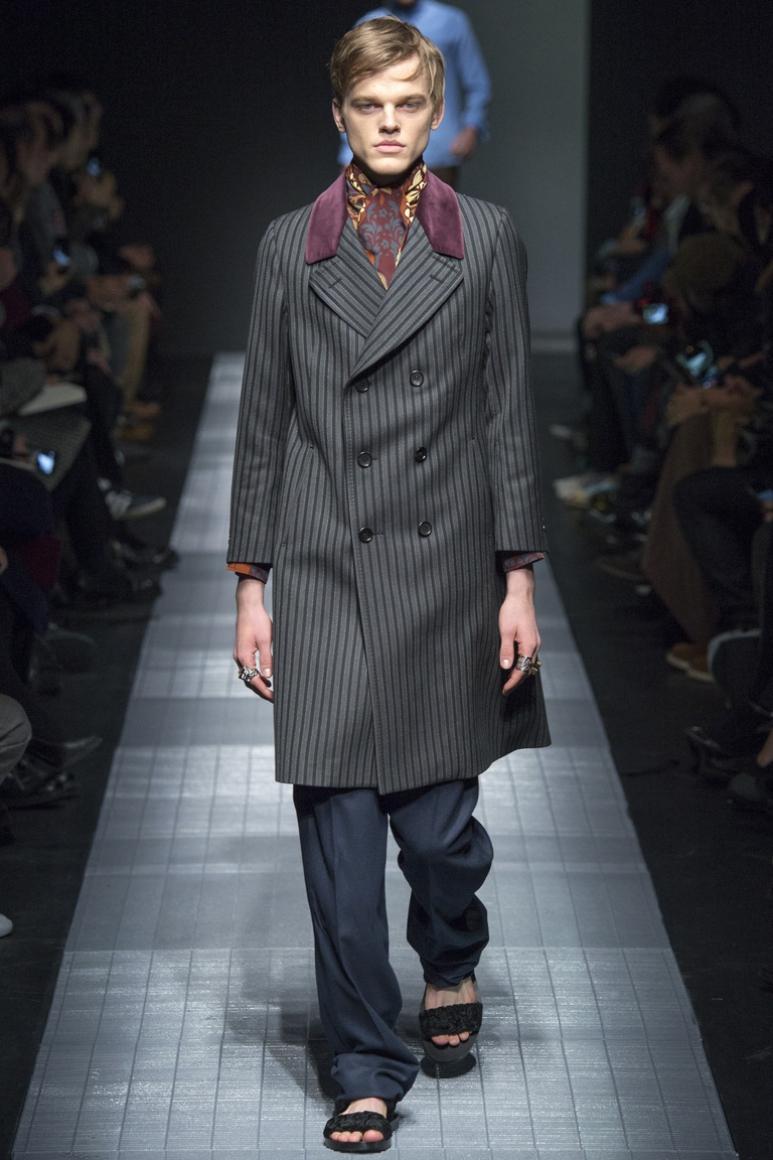 Gucci Menswear осень-зима 2015/2016 #21