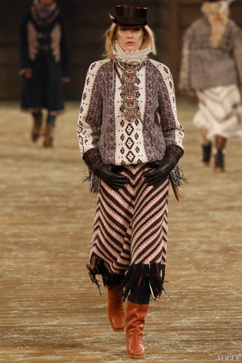 Chanel Couture весна-лето 2013 #64