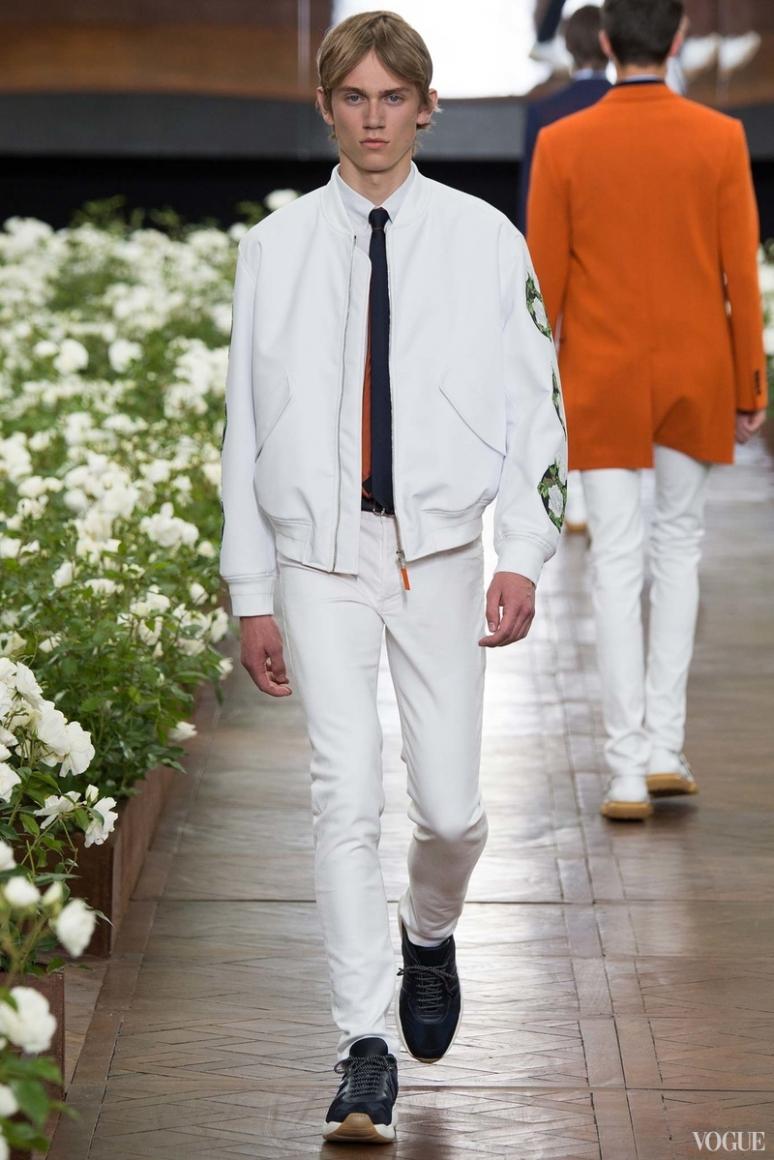 Dior Homme Menswear весна-лето 2016 #2