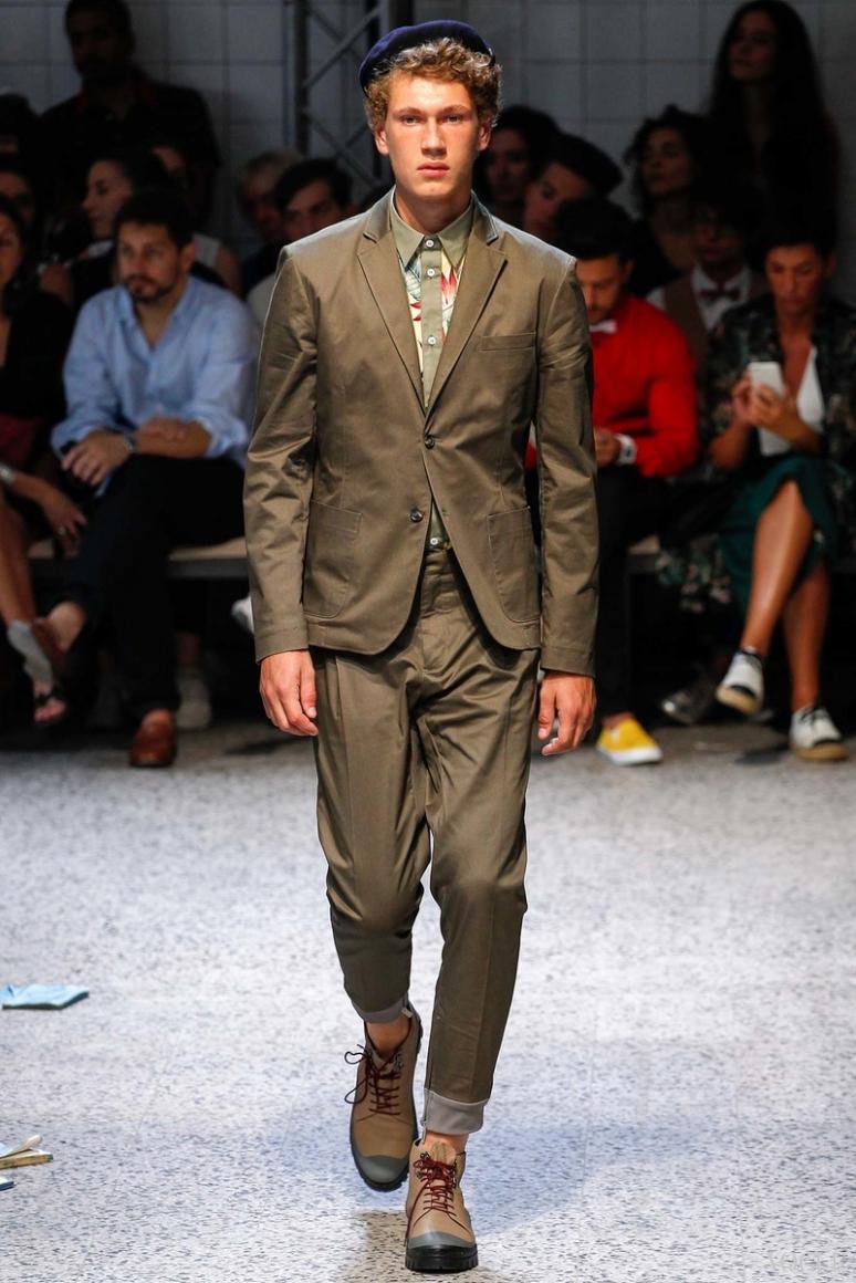 Antonio Marras Menswear весна-лето 2016 #17