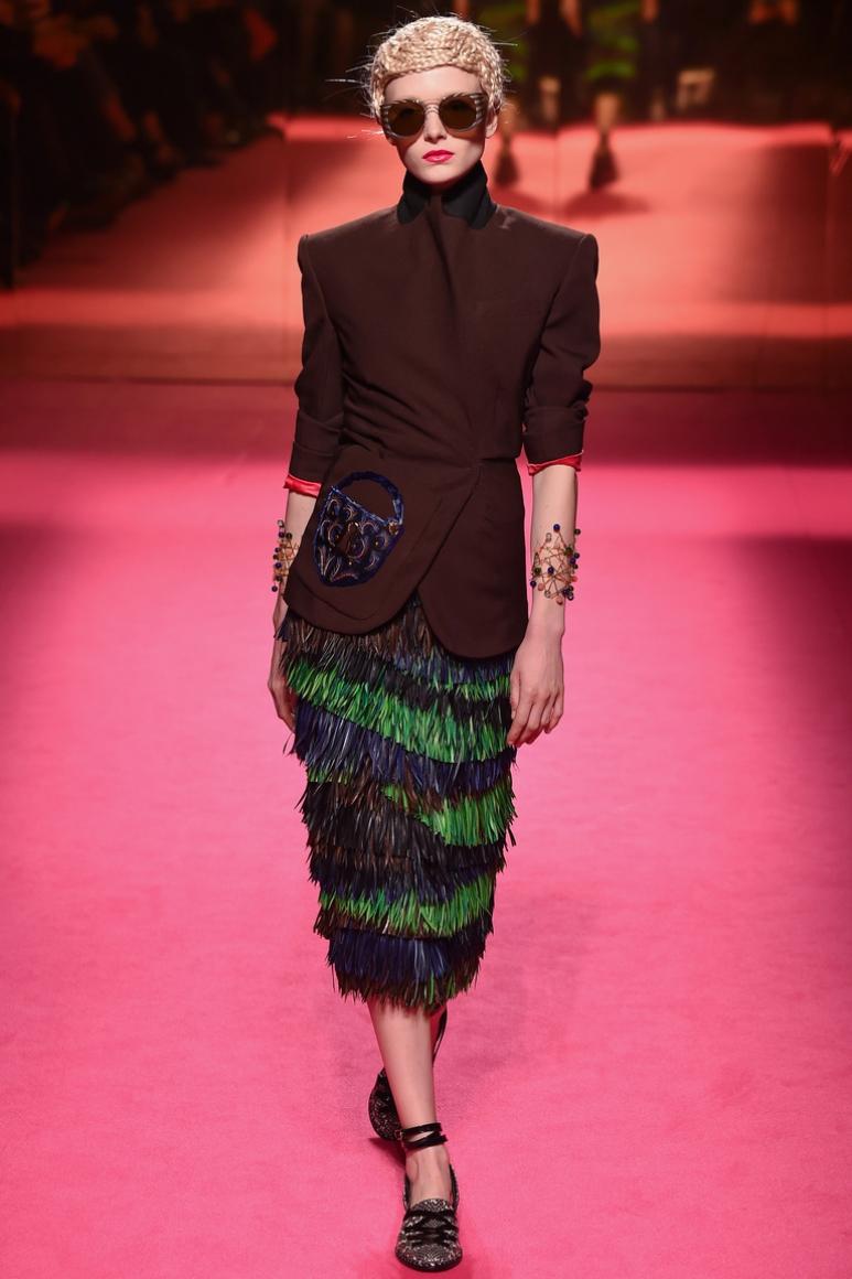 Schiaparelli Couture весна-лето 2015 #11