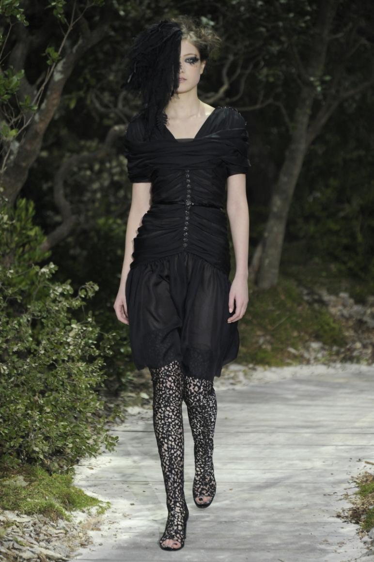 Chanel Couture весна-лето 2013 #24