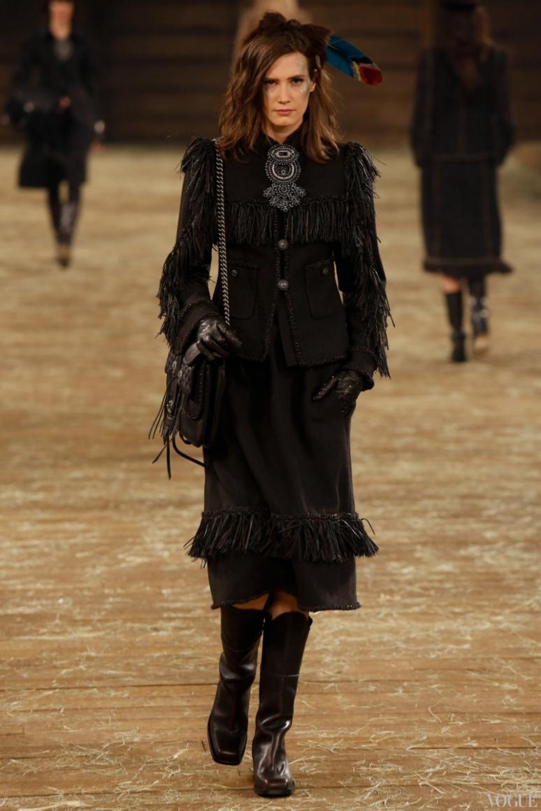 Chanel Couture весна-лето 2013 #81