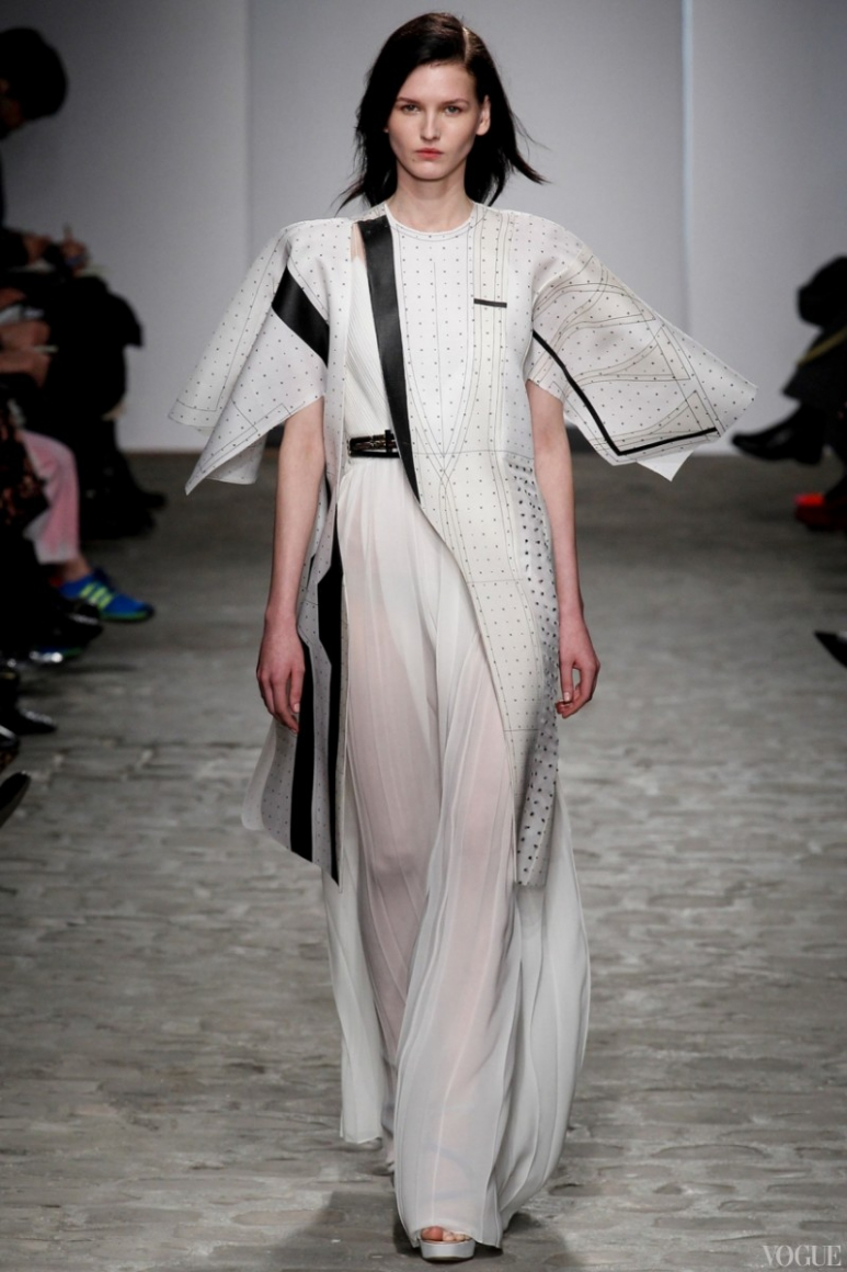 Vionnet Couture весна-лето 2014 #3