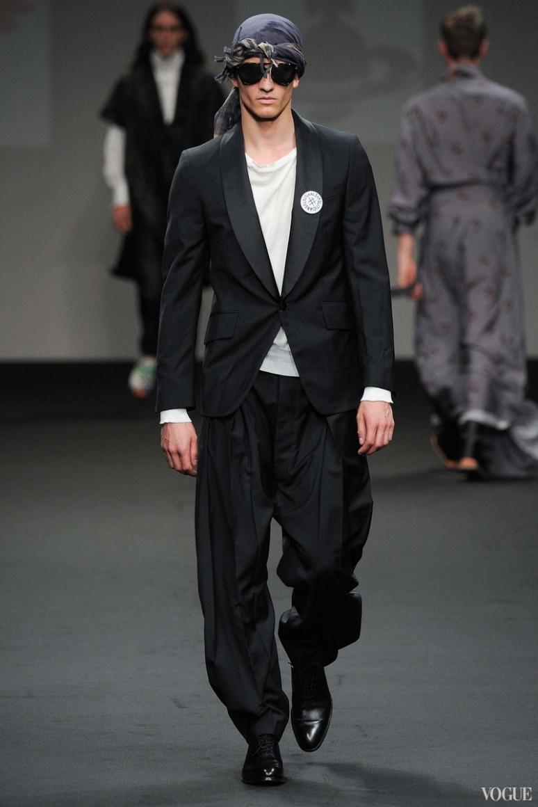 Vivienne Westwood Menswear весна-лето 2016 #4
