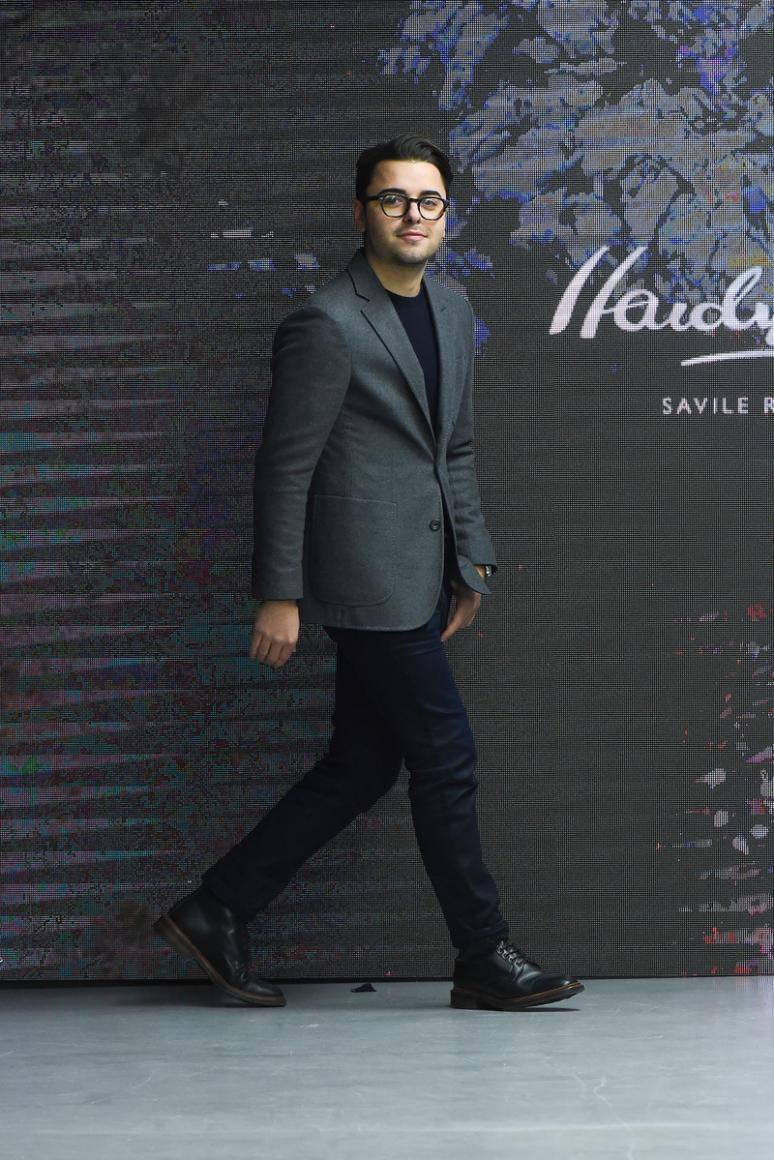 Hardy Amies Menswear осень-зима 2015/2016 #3