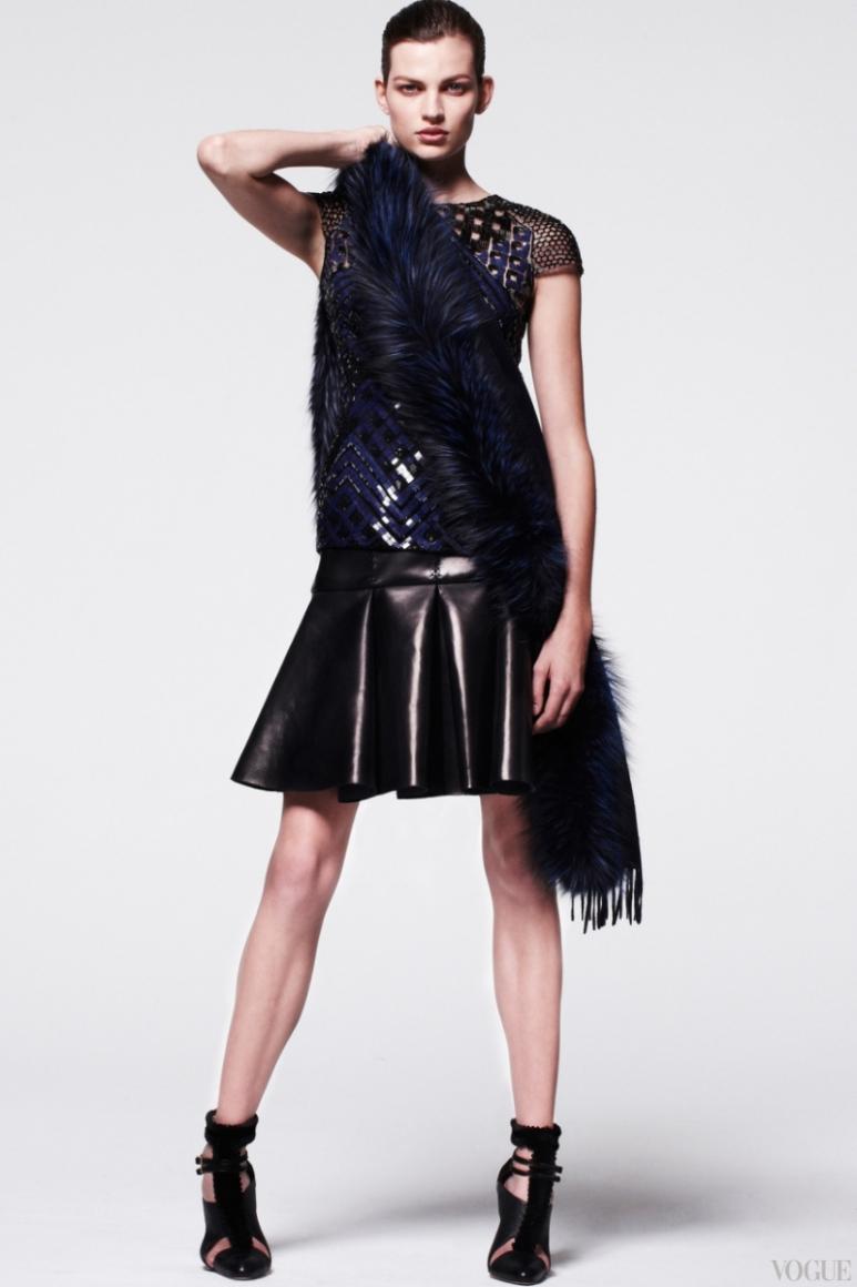 J. Mendel Couture весна-лето 2013 #12