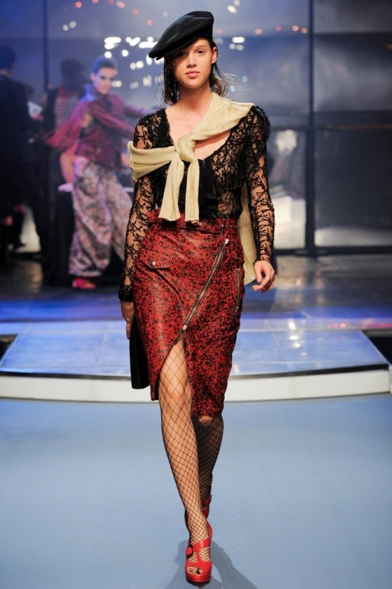 Jean Paul Gaultier весна-лето 2014 #5