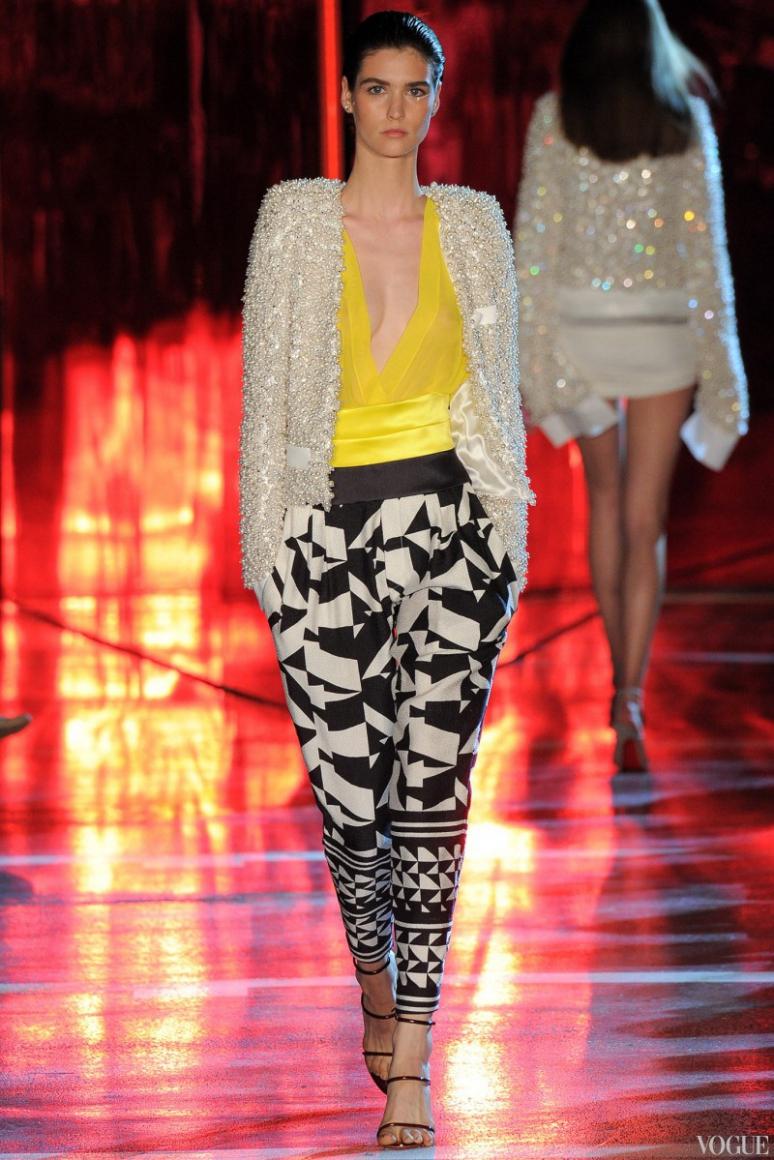 Alexandre Vauthier Couture осень-зима 2014/2015 #21