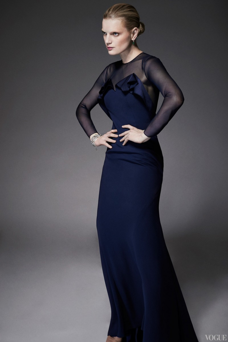 Zac Posen Resort 2015 #5