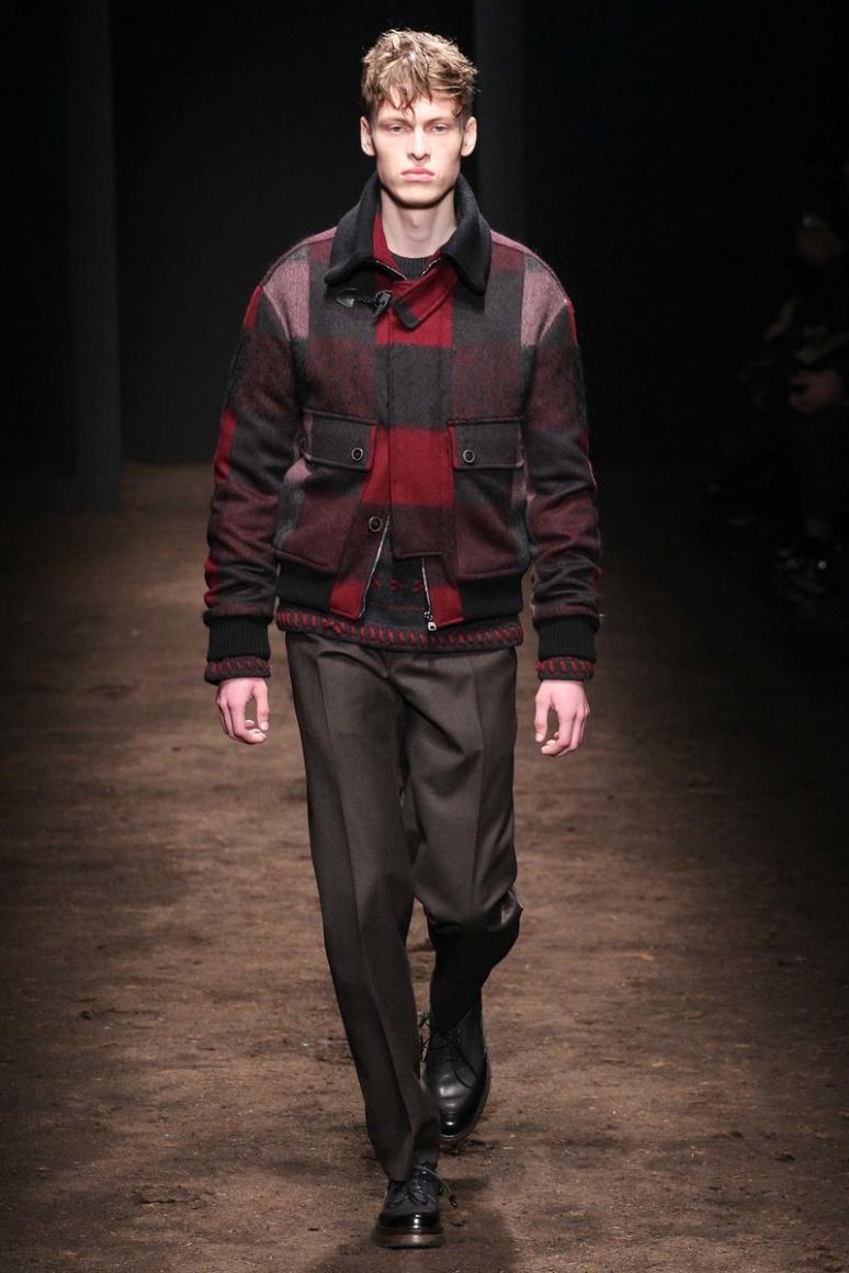 Salvatore Ferragamo Menswear осень-зима 2015/2016 #33