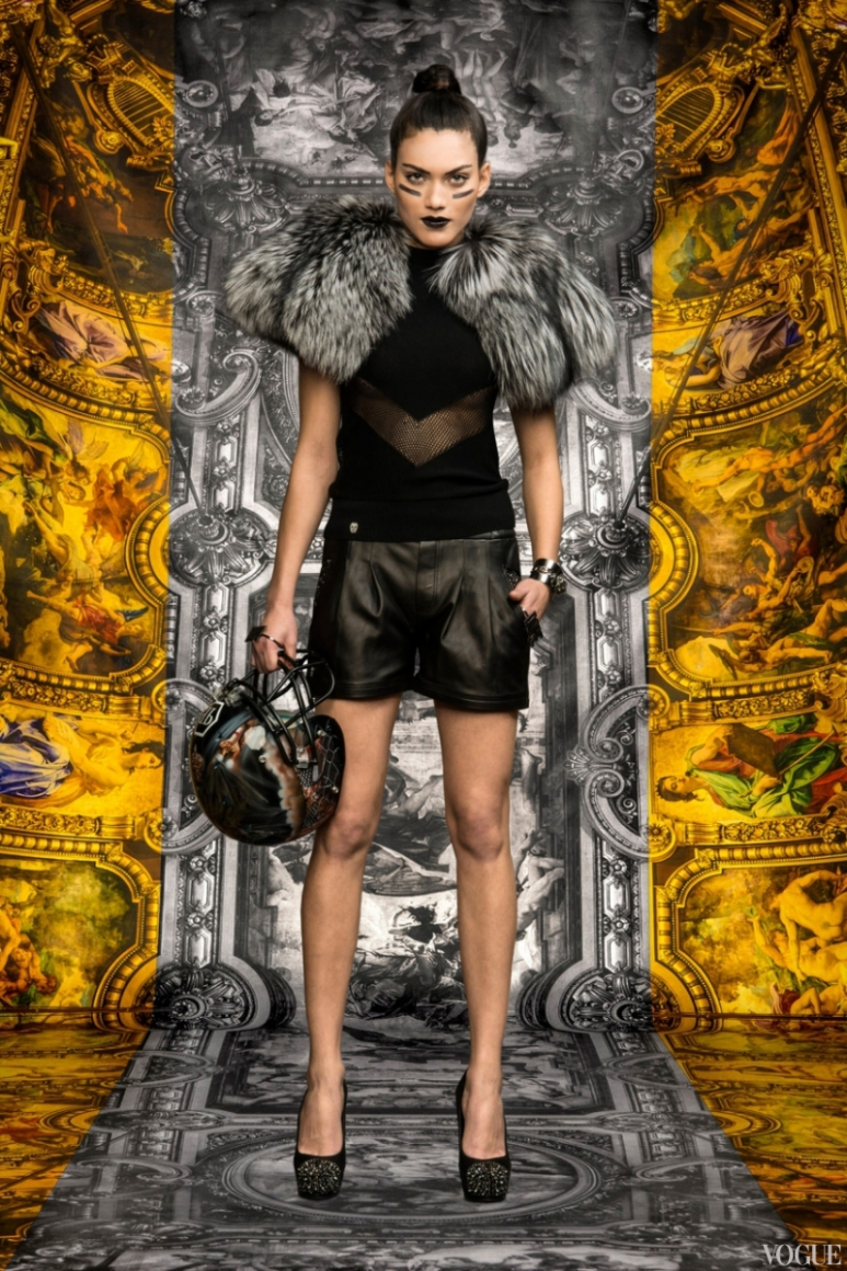 Philipp Plein Couture весна-лето 2013 #9