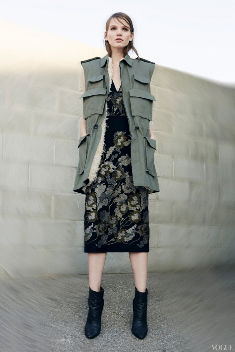 BCBG Max Azria Couture весна-лето 2013 #22
