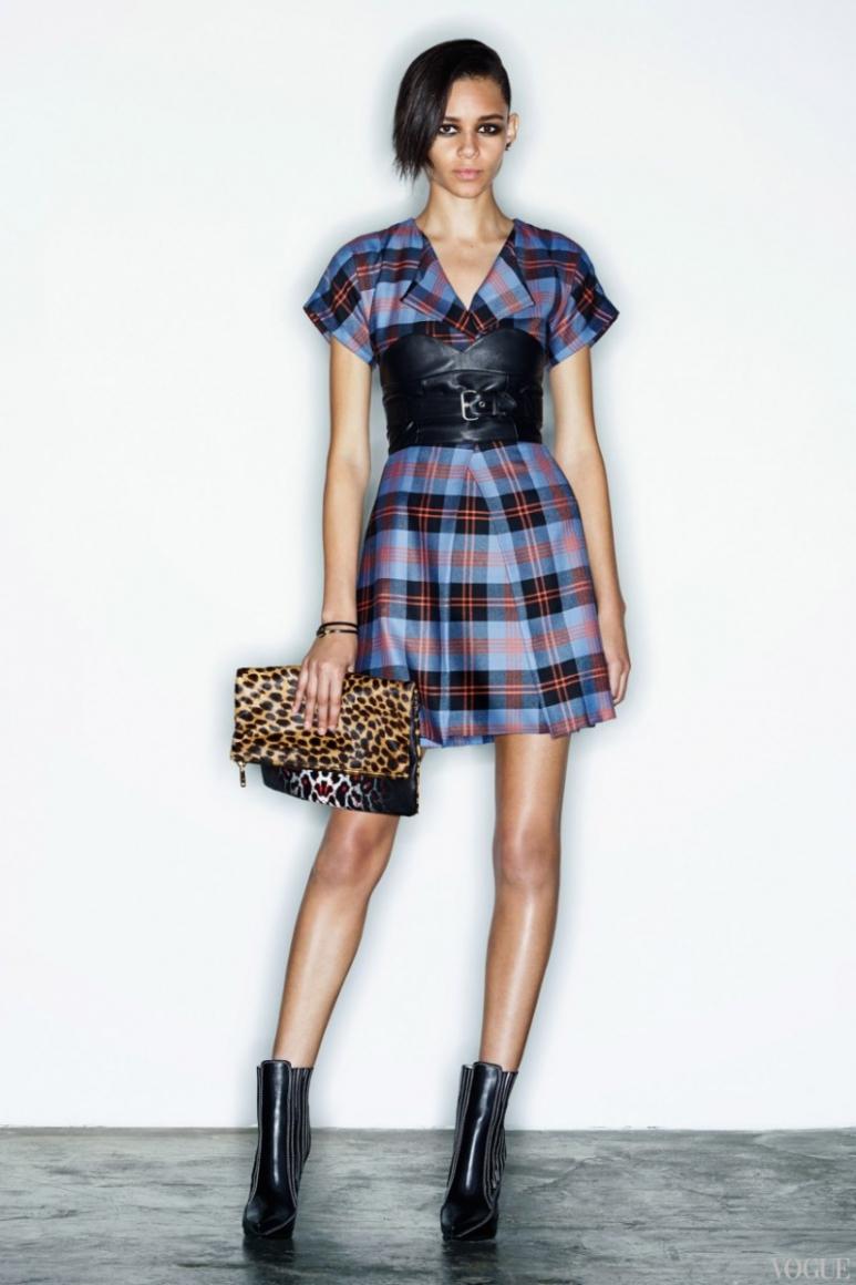 McQ Alexander McQueen Couture весна-лето 2013 #13