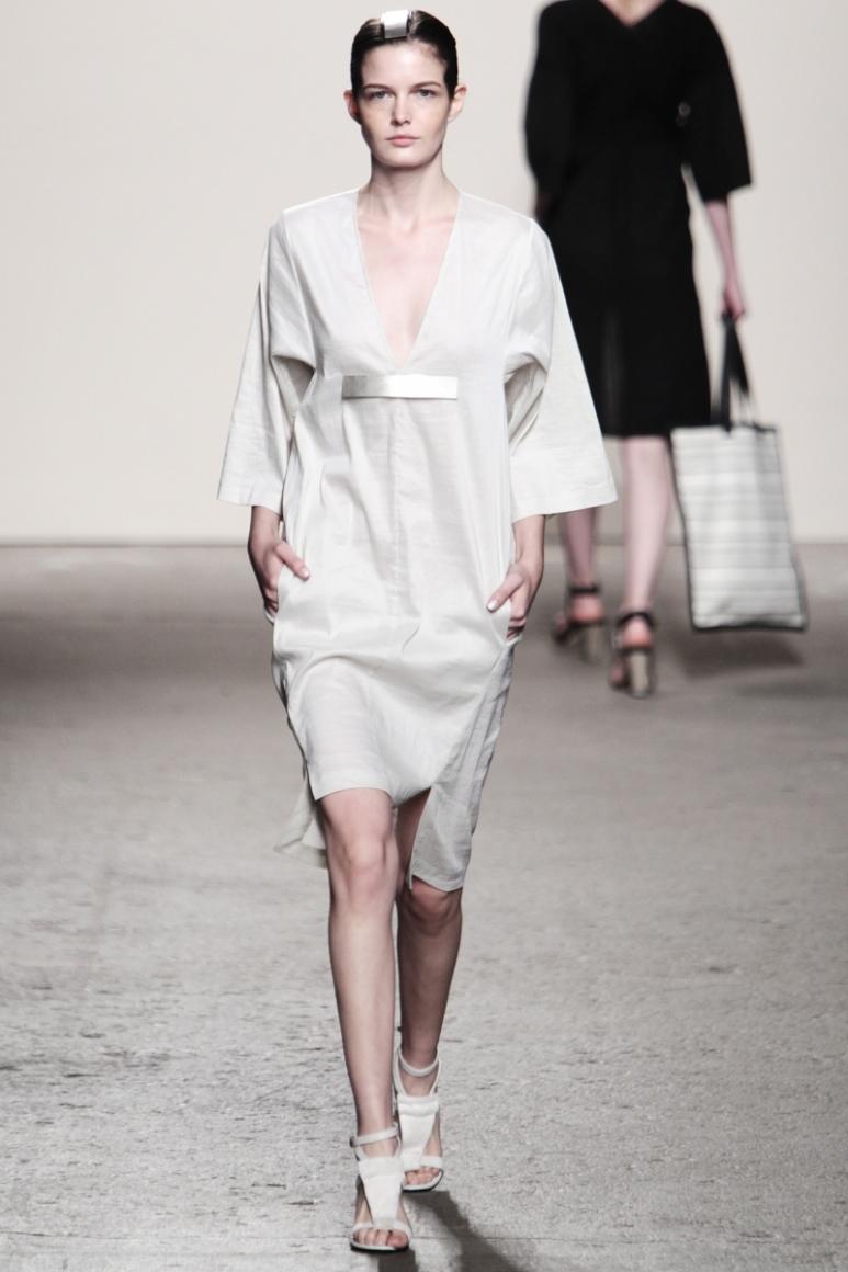 Zero + Maria Cornejo весна-лето 2014 #7