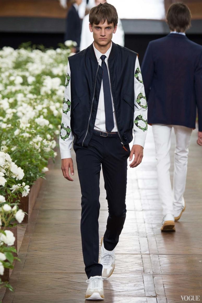 Dior Homme Menswear весна-лето 2016 #3