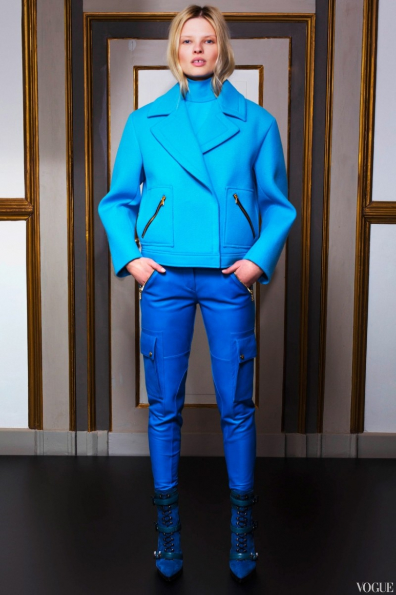 Emilio Pucci Couture весна-лето 2013 #15