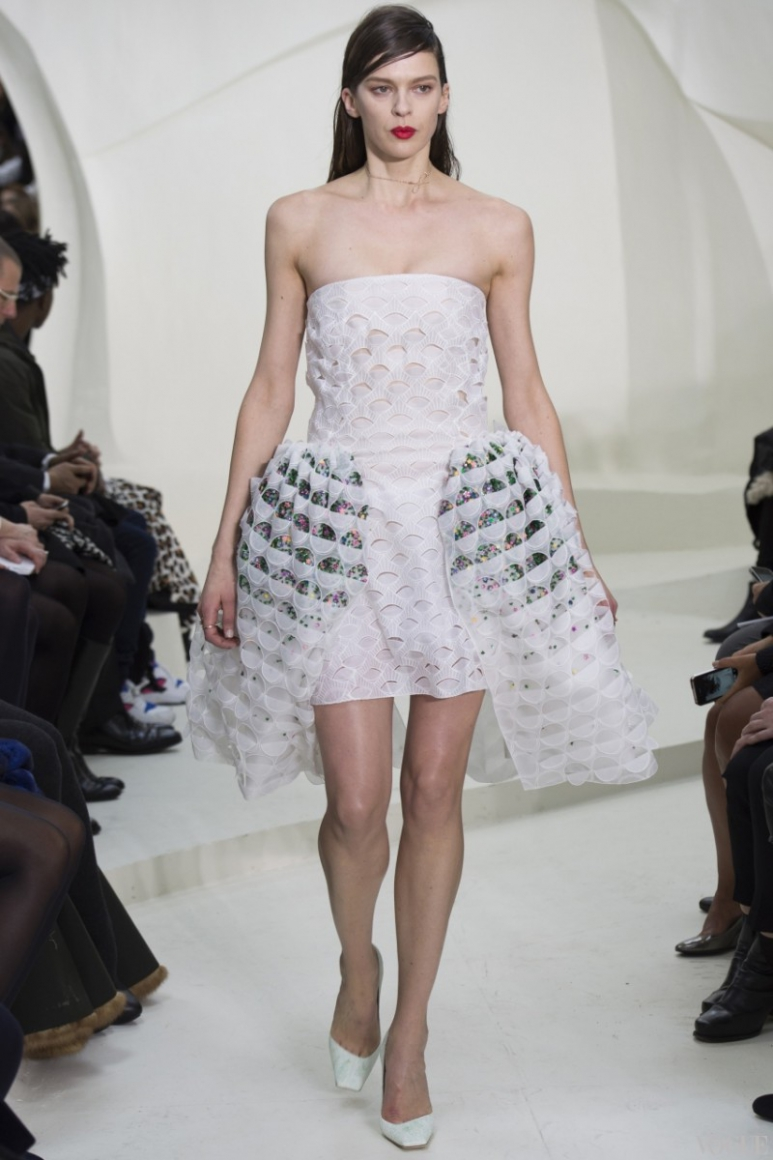 Christian Dior Couture весна-лето 2014 #24