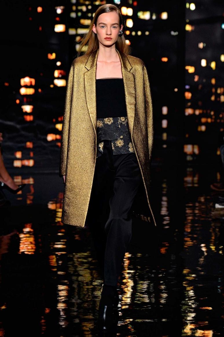 Donna Karan осень-зима 2015/2016 #12