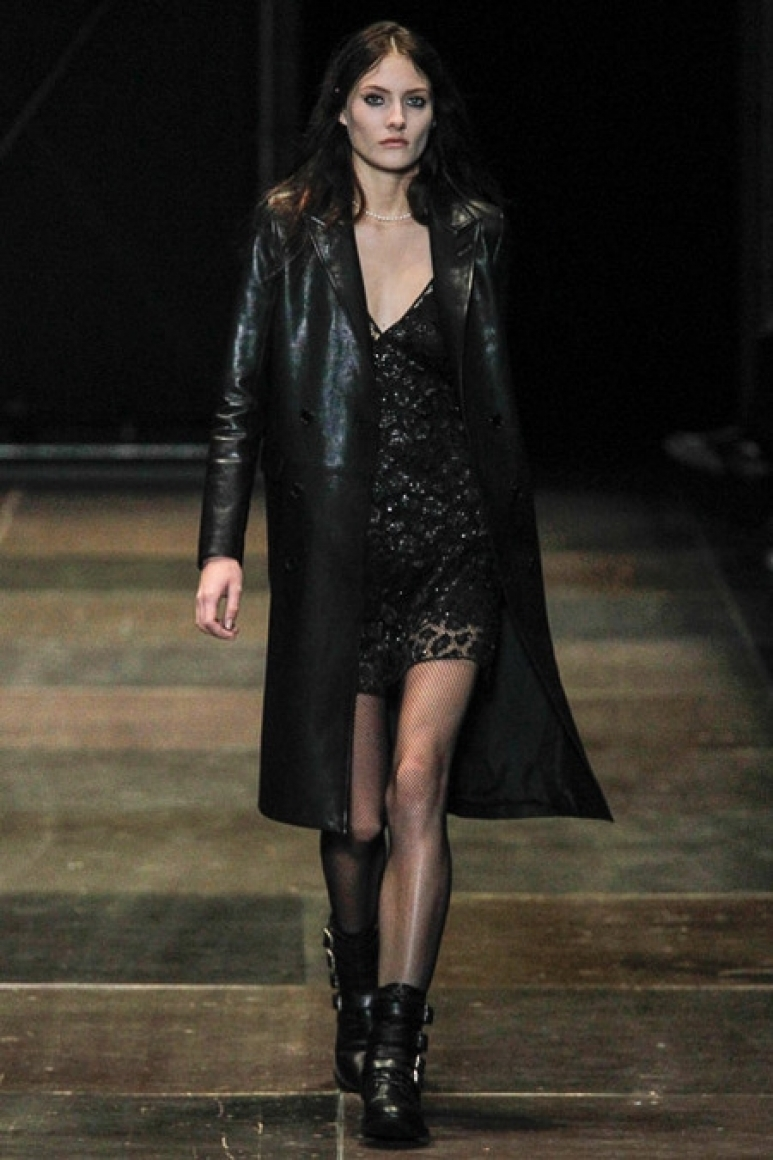 Saint Laurent осень-зима 2013/2014 #20