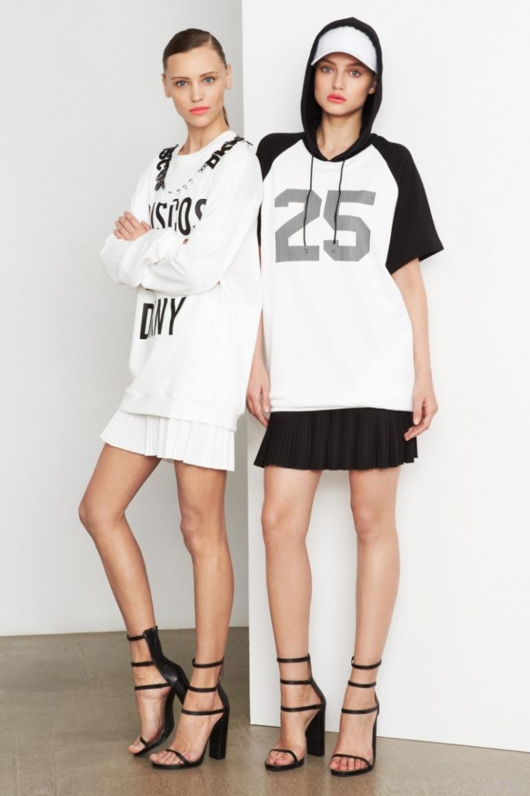 DKNY Couture весна-лето 2013 #17