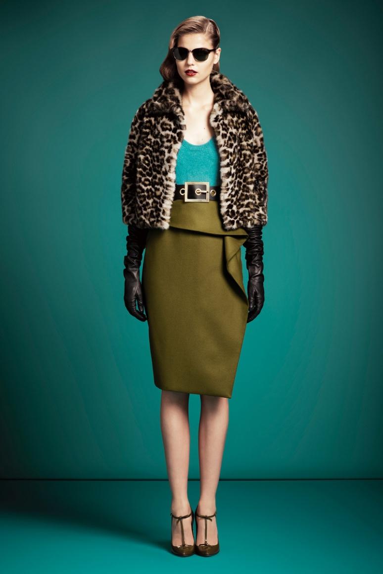 Gucci Pre-Fall 2013 #24