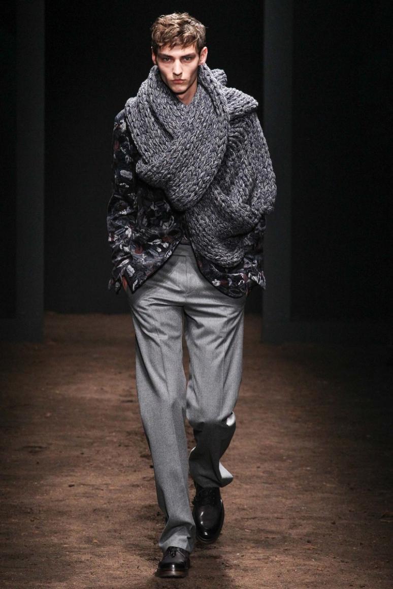 Salvatore Ferragamo Menswear осень-зима 2015/2016 #27