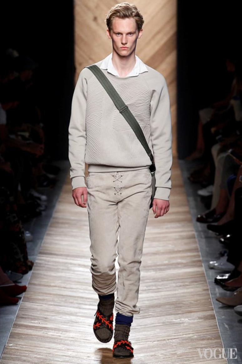 Bottega Veneta Menswear весна-лето 2016 #23