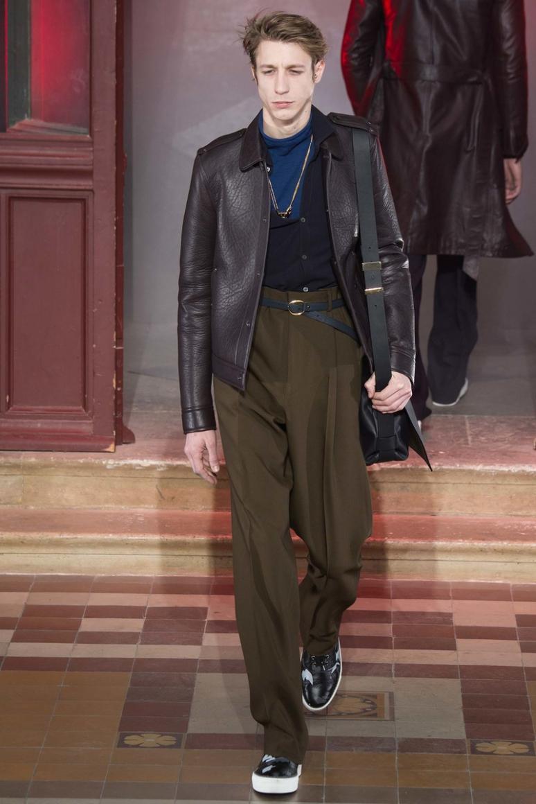 Lanvin Menswear осень-зима 2015/2016 #17