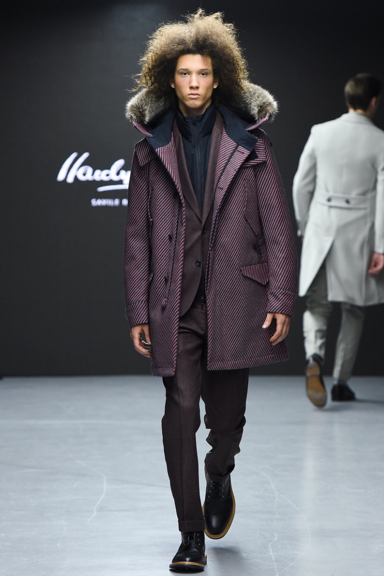 Hardy Amies Menswear осень-зима 2015/2016 #6