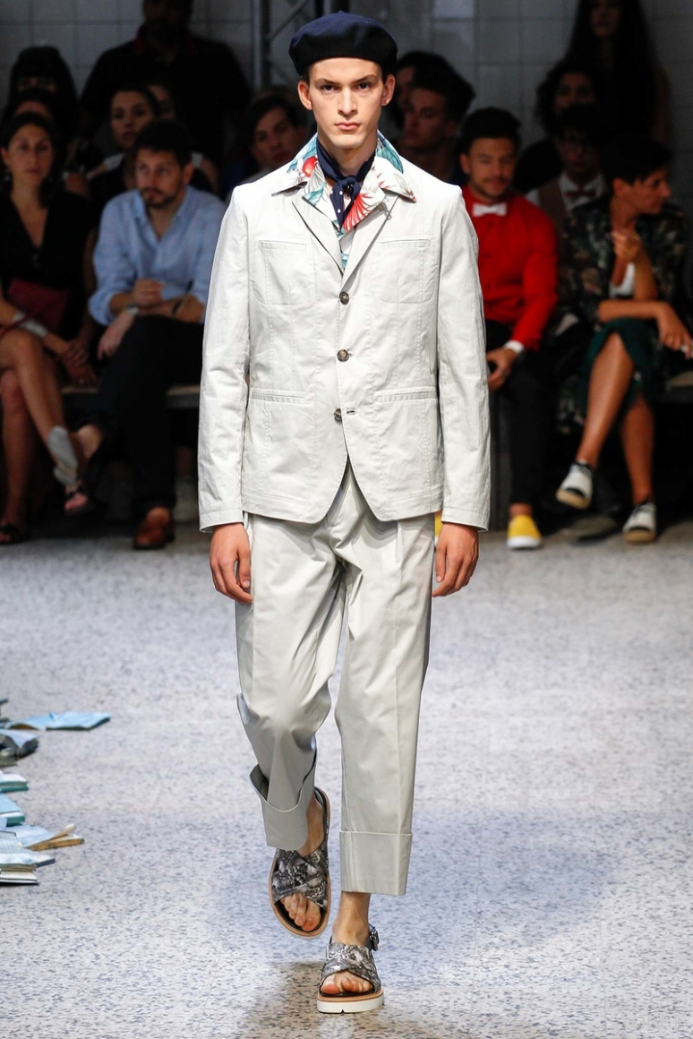 Antonio Marras Menswear весна-лето 2016 #7